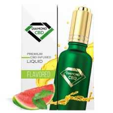 Watermelon Mint Diamond CBD Oil