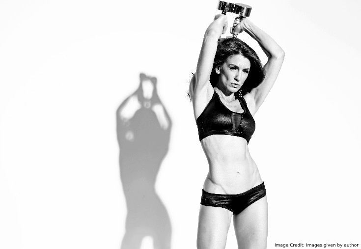 Women Weight Lift