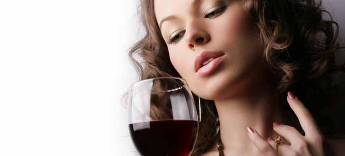 Relation Between Wine and Womens Libido