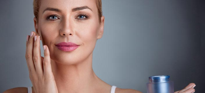 Antiaging Creams Beneficial