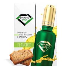 Banana Nut Bread Diamond CBD Oil
