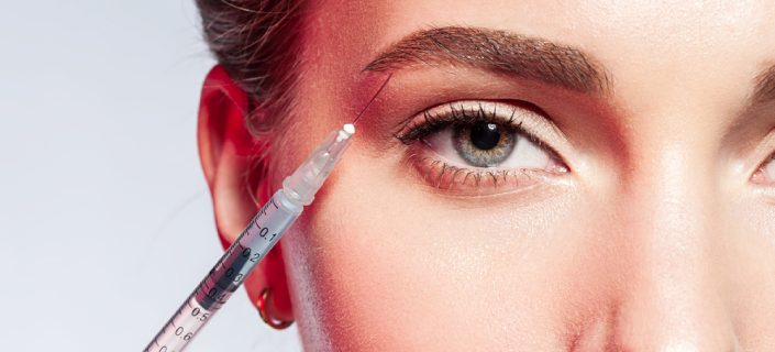 Botox: Under Eye wrinkle and Fine line treatment