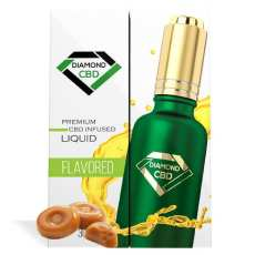 Caramel Flavor Diamond CBD Oil