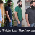 How Corey Bustos Lost His Weight One Day At A Time?