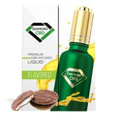 Diamond CBD Chocolate Mint Oil