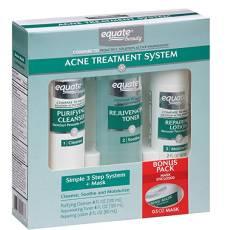 Equate Acne System