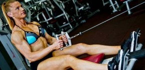 Exercises for Female Bodybuilders