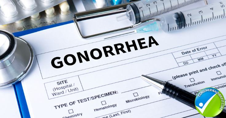 Gonorrhea treatment ways