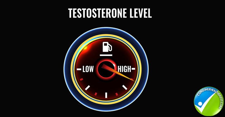 Increase* testosterone levels