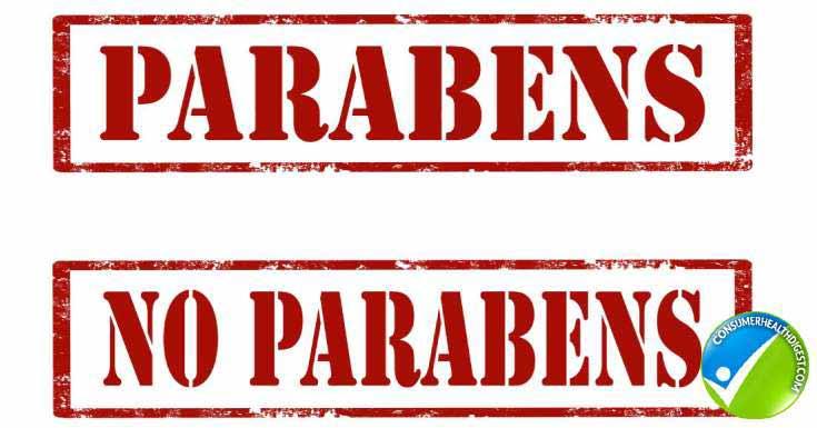 Parabens Ratio