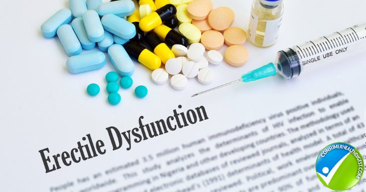Pills to treat erectile dysfunctions