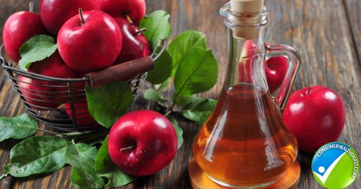 Put Apple Cider Vinegar