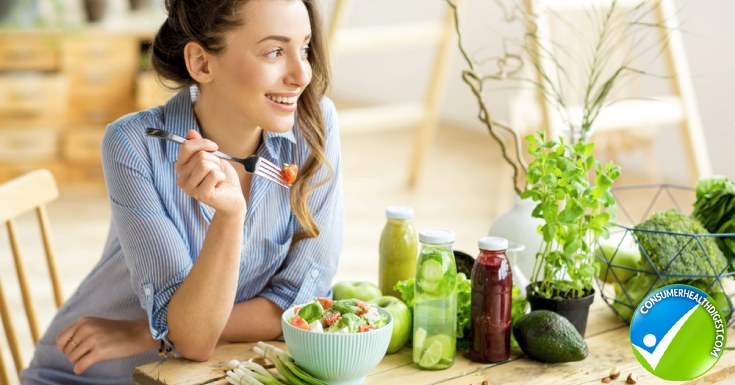 Reverse Aging With Healthy Foods