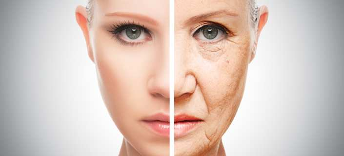Skin Aging And Wrinkles