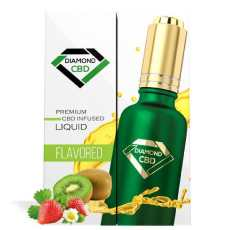 Strawberry Kiwi Flavor Diamond CBD Oil