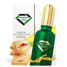 Strawberry Toaster Pastries Diamond CBD Oil