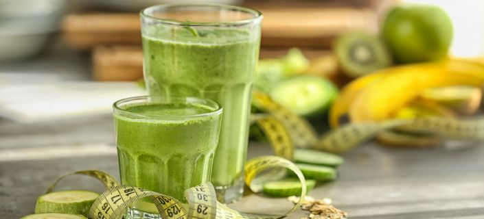 Shakes That Will Help You Get In Shape For 2018