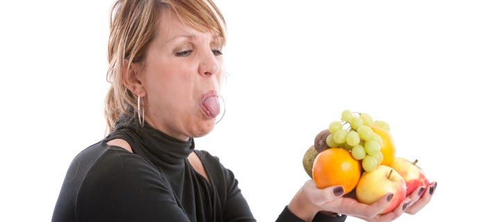 Americans Eat Their Fruits And Vegetables