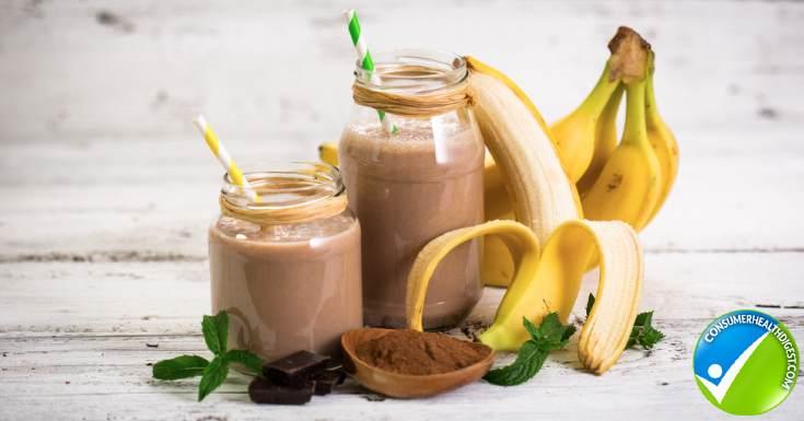 Banana Breakfast Smoothie