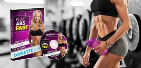 Get Abs Faster and Look Leaner With Danette May's Flat Abs Fast DVD