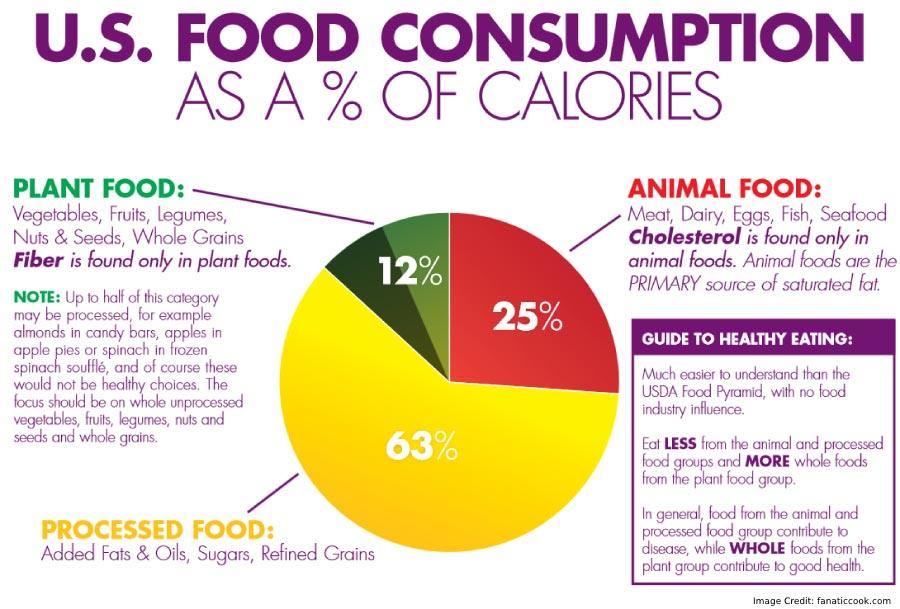 Food Consuption Info