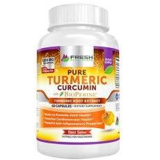 Fresh healthcare Turmeric Curcumin
