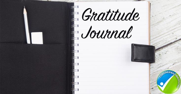 List Gratitude