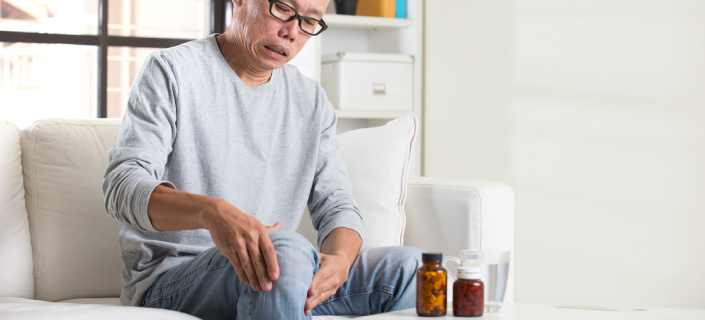 Medication for Knee Pain Relief