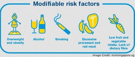 Modifable Risk Factor