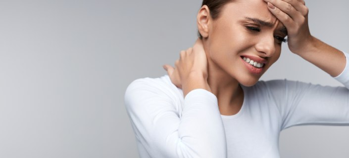 Neck Pain and Headche