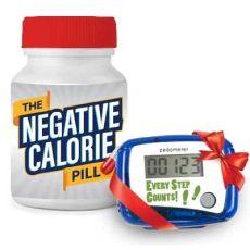 Negative Calorie Pill