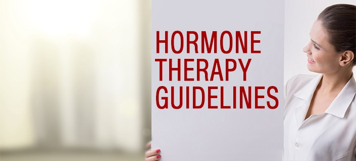 New Guidelines For Hormone Therapy By Menopause Society