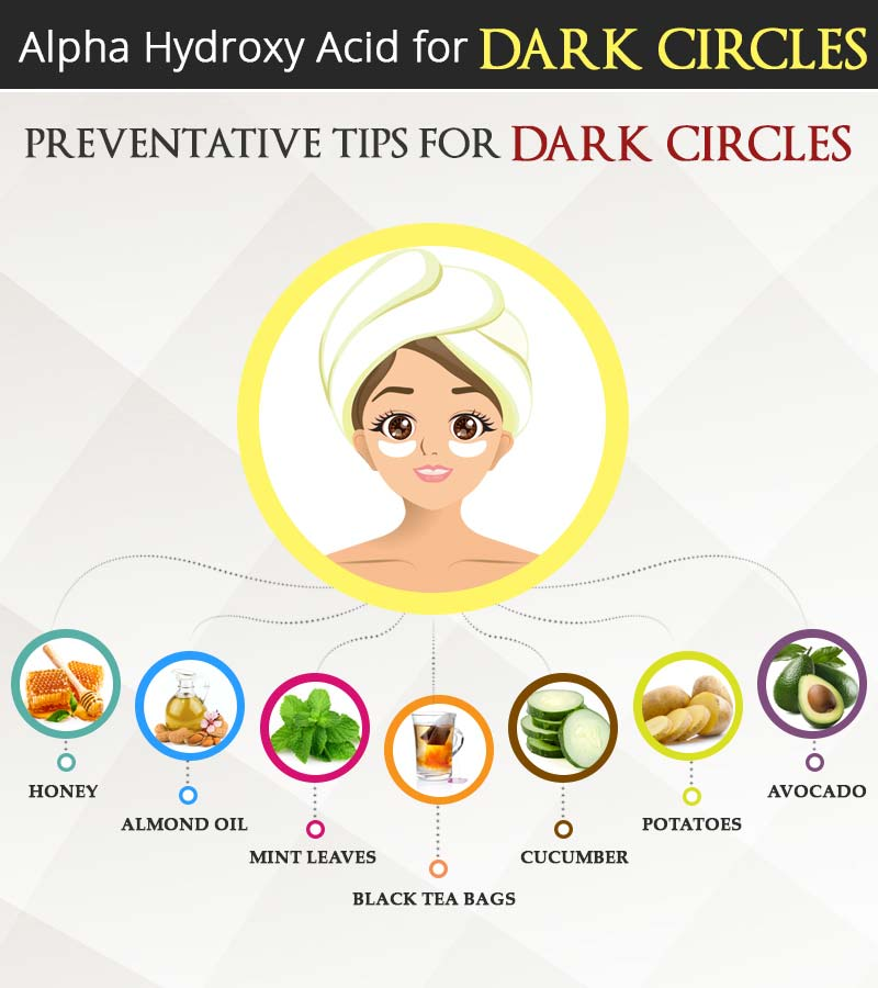Preventative Tips For Dark Circles