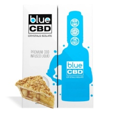 Apple Pie Blue CBD Crystal Isolate