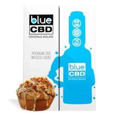 Blue CBD Apple Muffin