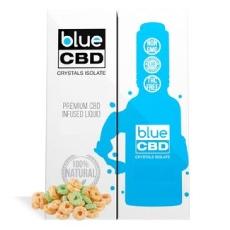 Blue CBD Apple Ring Crystal