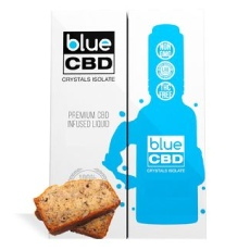 Blue CBD Banana Nut Bread