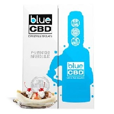 Blue CBD Banana Split