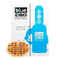 Blue CBD Belgian Waffle