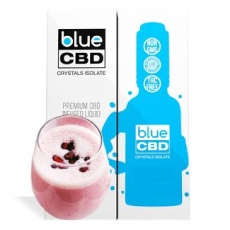Blue CBD Black Pomegranate Yogurt