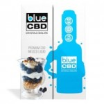 Blue CBD Blueberry Parfait Crystal Isolate Reviews