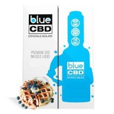 Blue CBD Blueberry Waffle