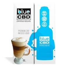 Blue CBD Cappuccino