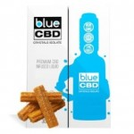 Blue CBD Churro Crystal Isolate Reviews