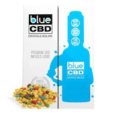 Blue CBD Crunch n Berries