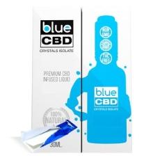 Blue CBD Fruity Juicy
