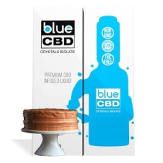 Blue CBD Hazelnut Coffee