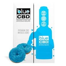 Blue Donut Blue