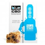 Blueberry Cinnamon Crumble Blue CBD Crystal Isolate Reviews