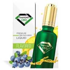 Blueberry Flavor Diamond CBD Oil